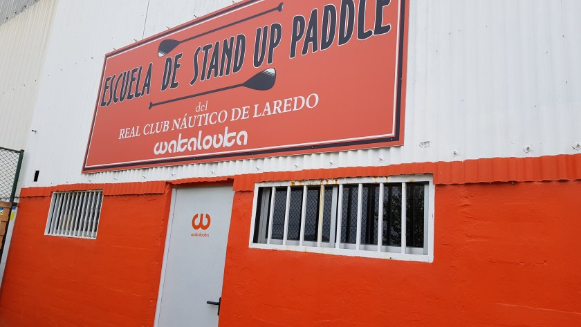Escuela de Stand Up Paddle de Laredo