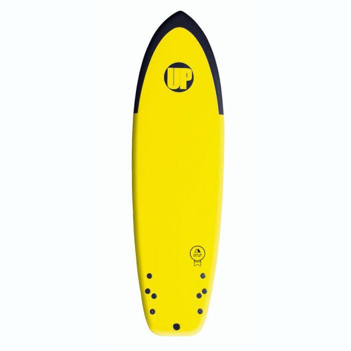 "Corchipan de surf Go UP softboarf 6´6"""
