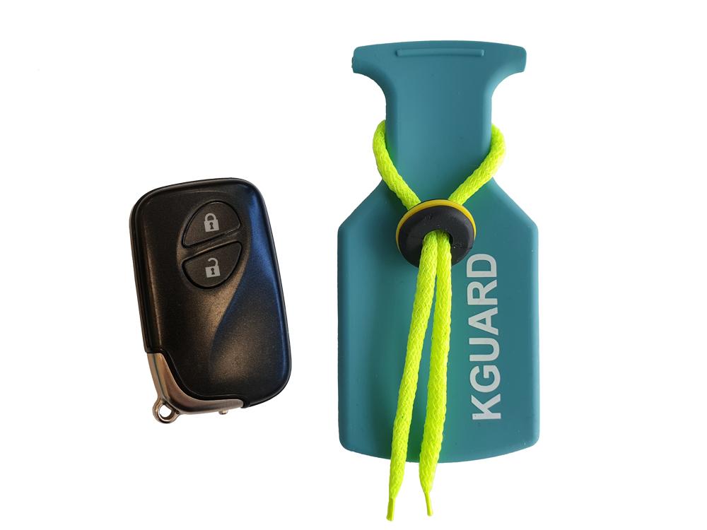 Funda estanca para guardar la llave de coche Kguard