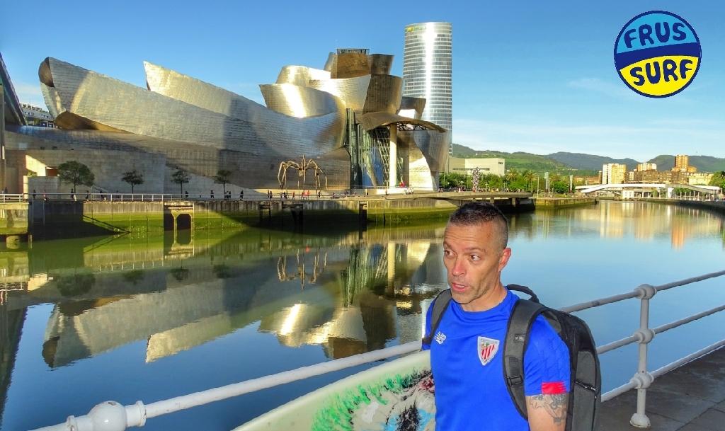 🌊🏄♀️Surfeando la ría de Bilbao