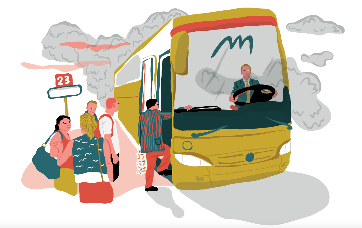 Depuis quand le train n'est-il plus un service public?