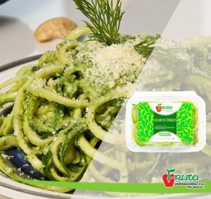 Spaghetti de zuquini