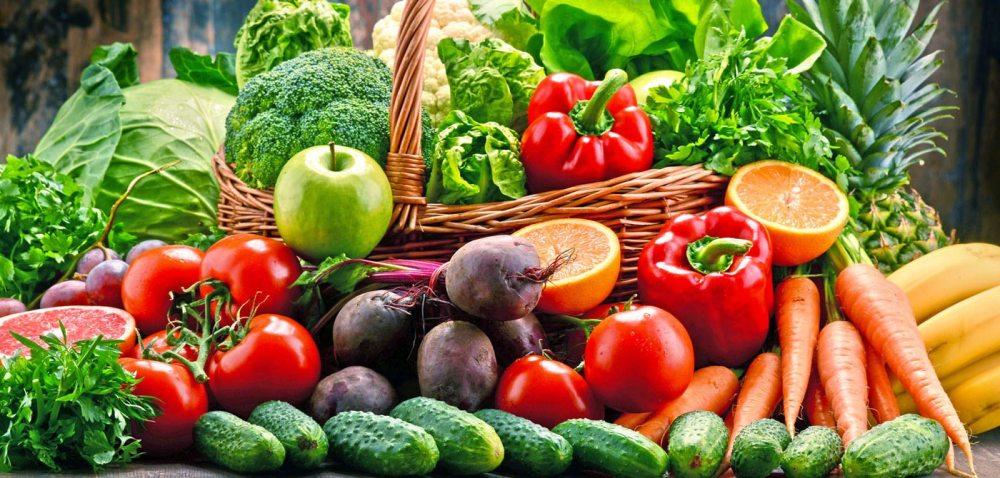 Resultado de imagen de Verduras, frutas y legumbres