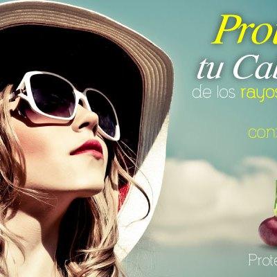 Protege tu cabello de los rayos solares