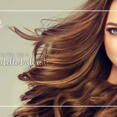¿Cómo conseguir un cabello brillante? En Frutos del Paraíso te explicamos