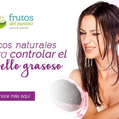 En Frutos del Paraíso te decimos 5 trucos naturales para controlar el cabello graso.