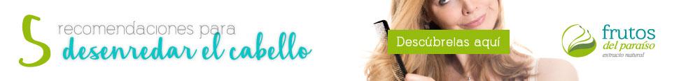 Recomendaciones para desenredar el cabello