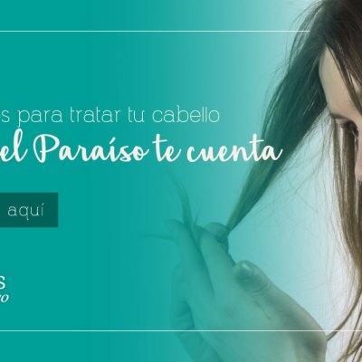 5 Truquitos para tratar tu cabello seco | Frutos del Paraíso te cuenta