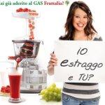 GAS Fruttalia estraggo