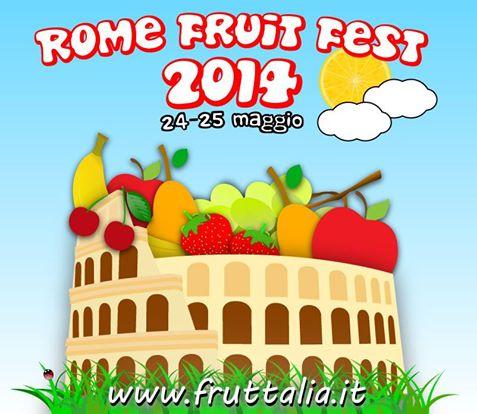 Rome Fruit Fest 2014