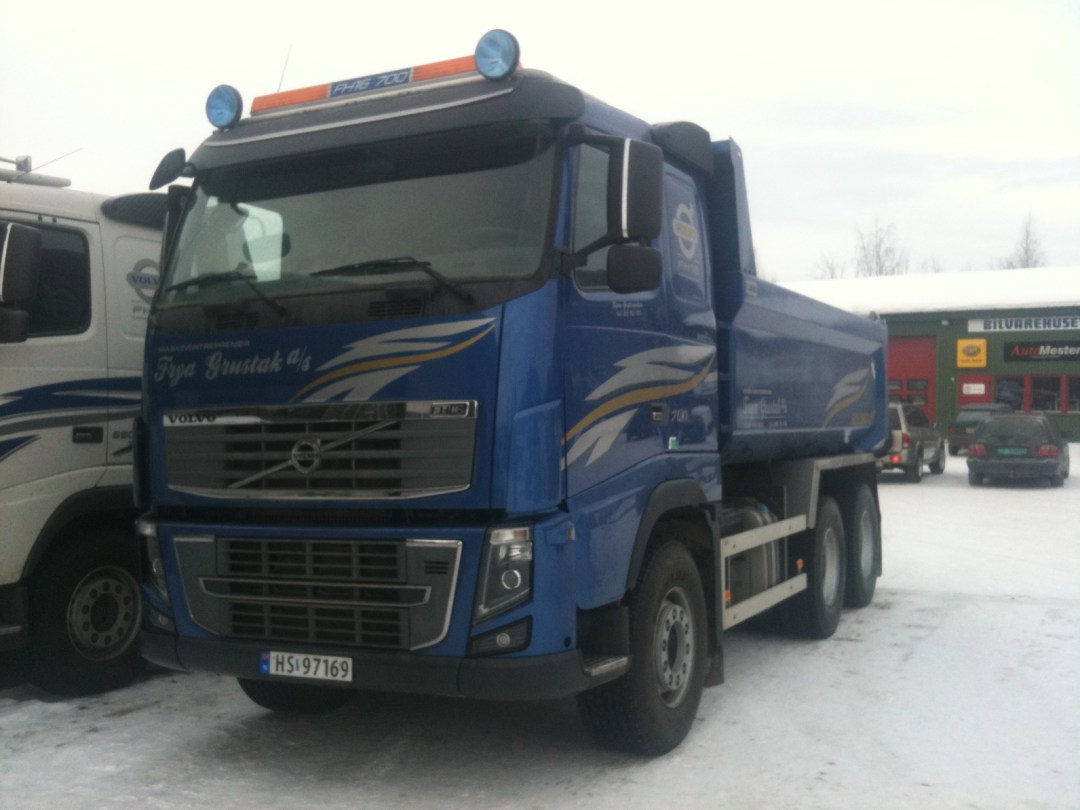 Volvo FH 16 700