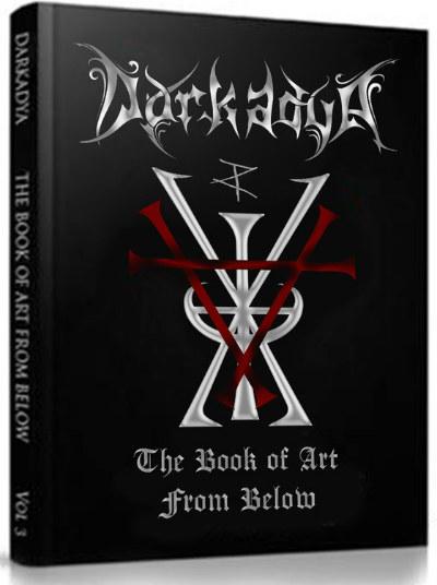 Darkadya 3 - The Book of art from below