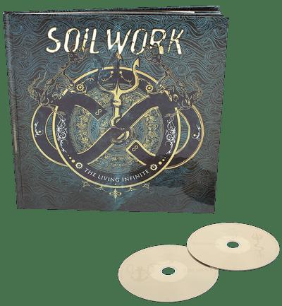 SOILWORK The living infinite Earbook