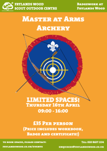 Master At Arms - Archery