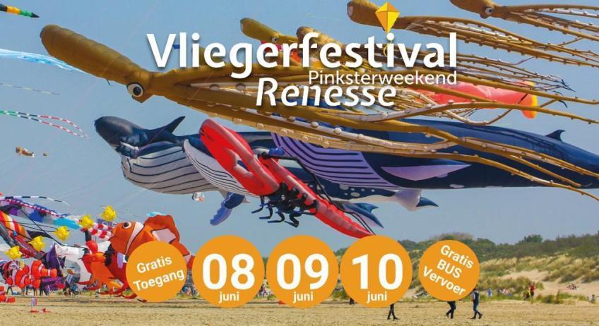 Vliegerfestival Renesse 2019
