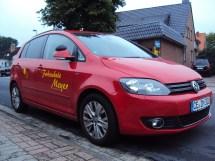 VW Golf_rot
