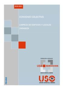 Convenio Colectivo del Sector de LImpieza de Edificios y Locales de Zaragoza