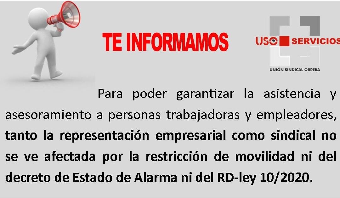 FS-USO te informa
