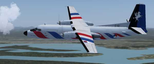 RNLAF F27 C-10