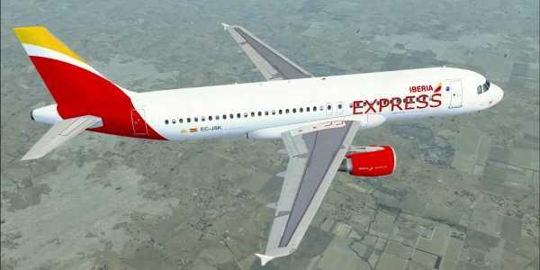 IB Express A320