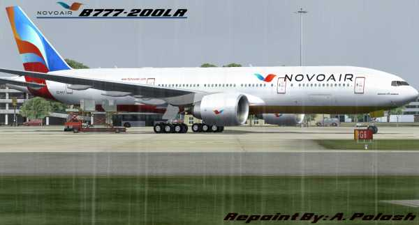 NovoAir B777-2LH