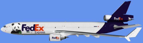 Fed Ex N585FE Preview
