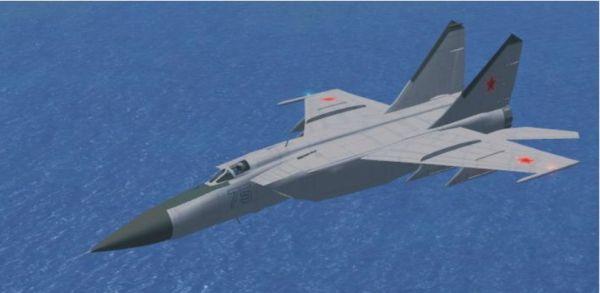 ALPHA MiG-25-1