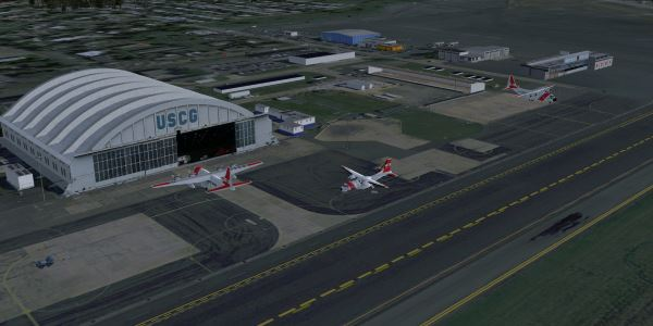 Duesseldorf eddl scenery patch for fsx.