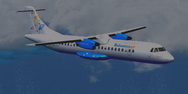 Welcome to Perfect Flight » FS2004 – ATR 72 Bahamasair