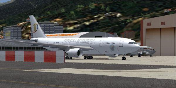 Welcome to Perfect Flight » FSX/FS2004 – Airbus A330 Venezuela Air