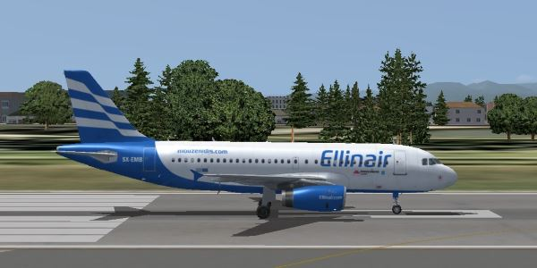 Welcome to Perfect Flight » FSX/FS2004 – Airbus A319-132