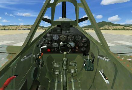 VC cockpit