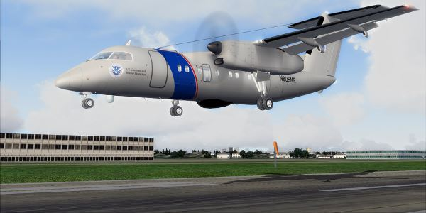 Welcome to Perfect Flight » FSX – Bombardier Dash 8-100 And