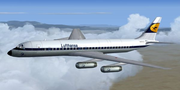 Welcome to Perfect Flight » FSX – Douglas DC-8 Liveries Pack