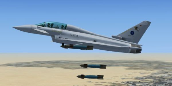 Welcome to Perfect Flight » FSX – Eurofighter Typhoon