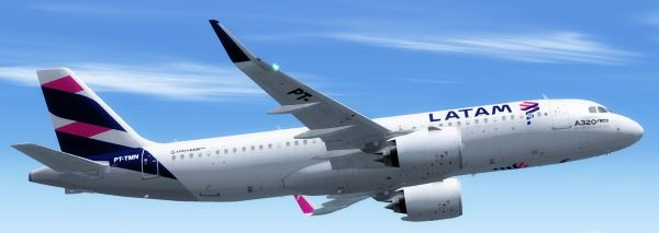 Welcome to Perfect Flight » FSX/P3D – A320Neo PW Latam