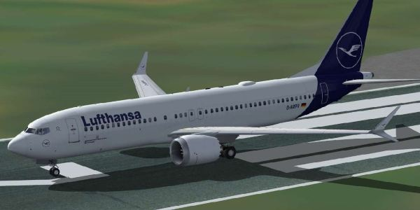Welcome to Perfect Flight » FSX/FS2004   DLH 2019 Boeing 737