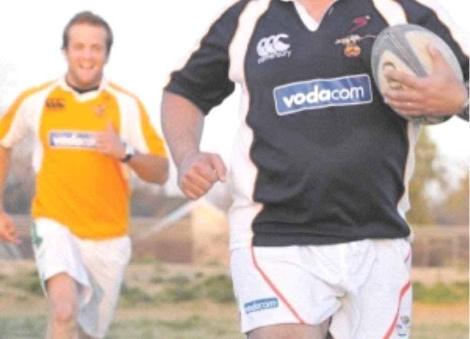Bevel oor rugbyballe aangevra