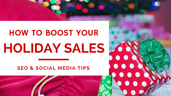 Boost Your Holiday Sales: SEO Tips & Social Media Tricks for Black Friday and Cyber Monday