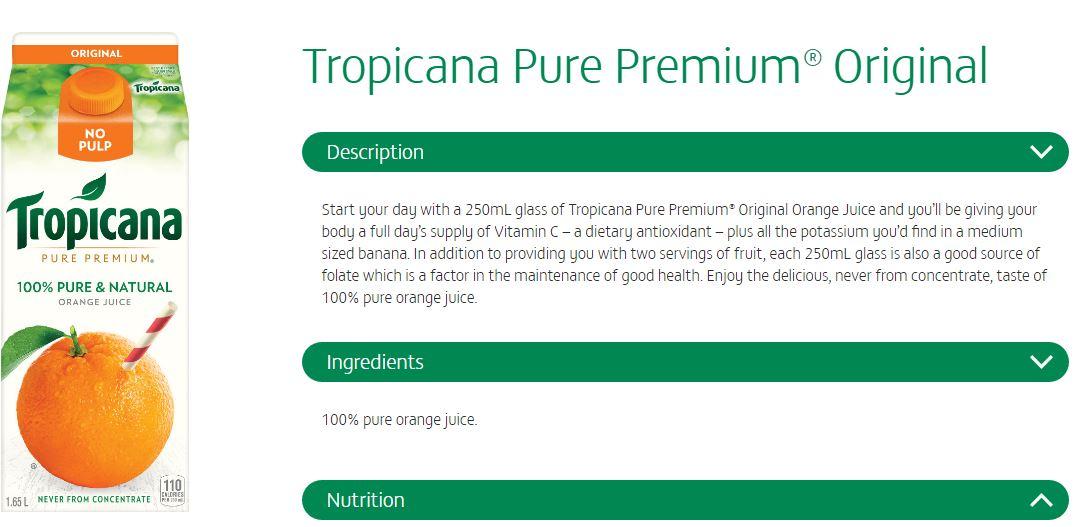 tropicana-ingredients
