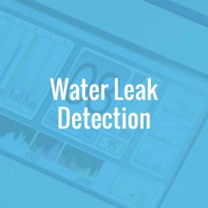 FSG Water Leak Detection