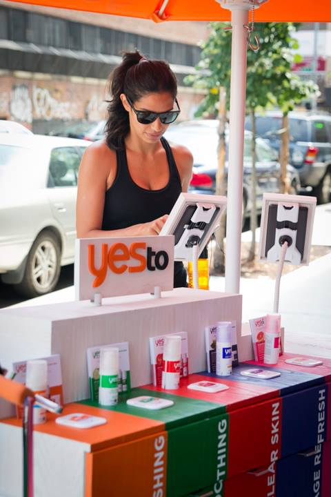 YestoMovement Beauty Bike Tour is taking over San Francisco!