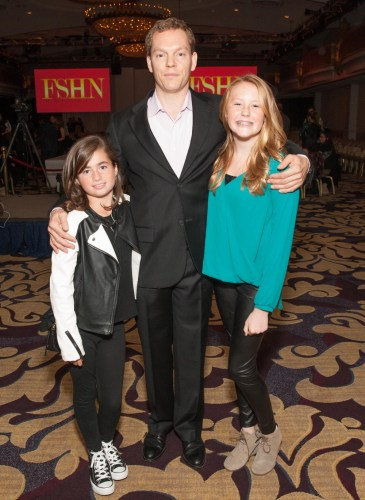 Emi Ross, Dennis Leary, Brynn Cummings