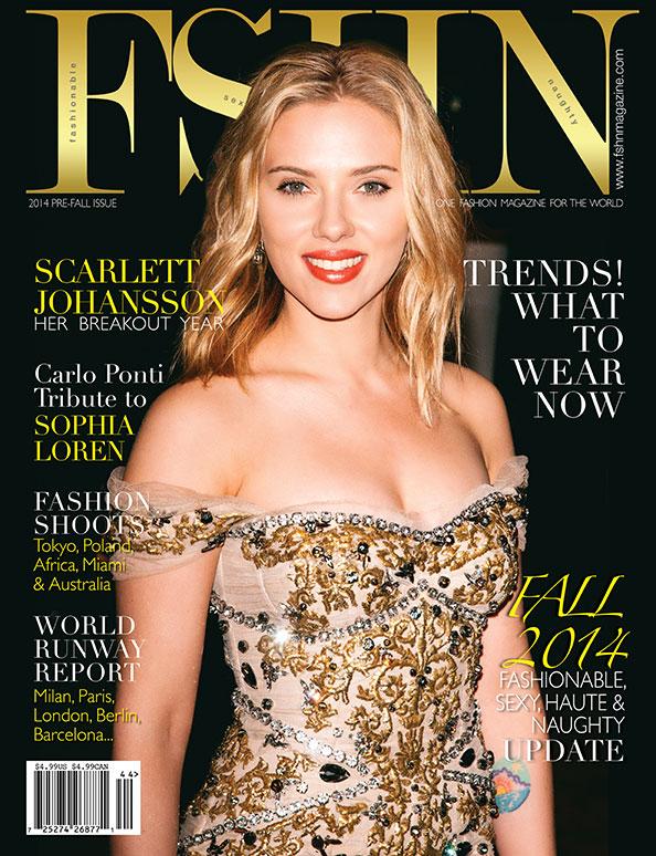FSHN – 2014 PRE FALL ISSUE