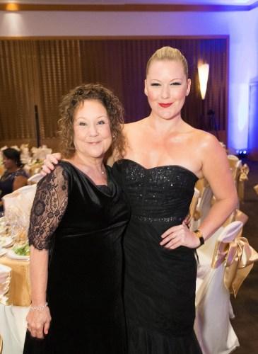 Nancy Ballard, Liz Curtis