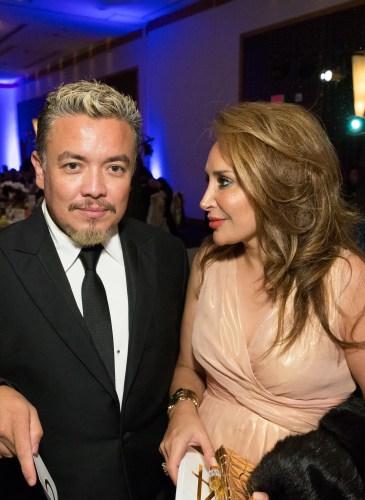 Victor Vargas, Brenda Zarate