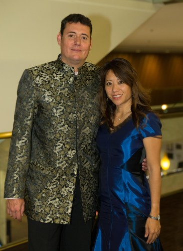 Jason Hodge, Fiona Ma