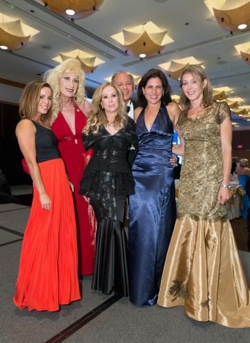 Lauren Eastman, Donna Sachet, Beth Schnitzer, Bill Lee, Vivian Panou, ?