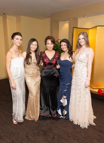 ?, Carol Tran, Lisa Kang, ?, ?