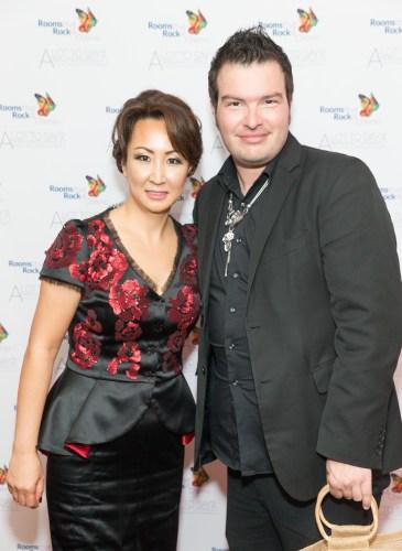 Lisa Kang, Jason Brock